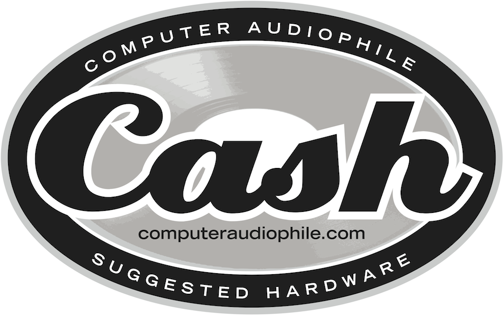Computer Audiophile CASH award