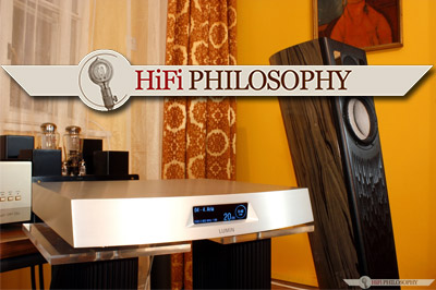Hi-Fi Philosophy LUMIN A1 review