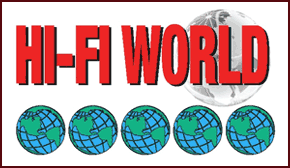 Hi-fi World 5 Globe review