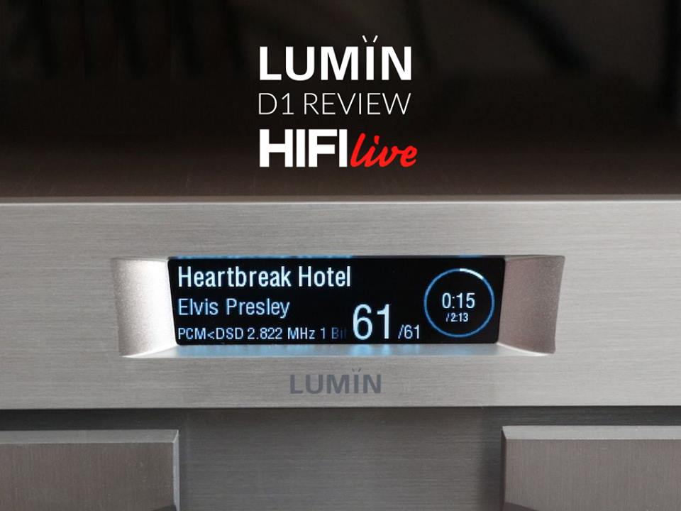 HiFi Live LUMIN D1 review