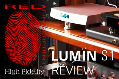 High Fidelity LUMIN S1 Award