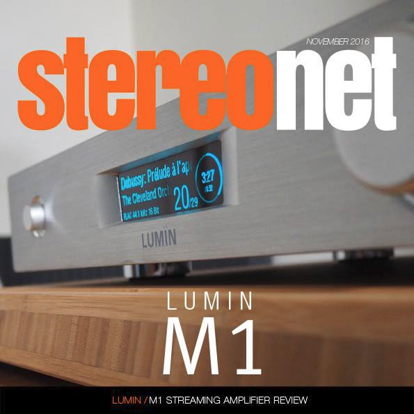 StereoNET LUMIN M1 review